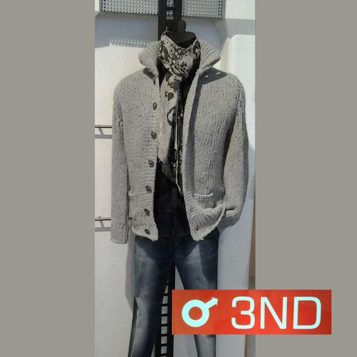 Shopping in Como - Menswear 3nd