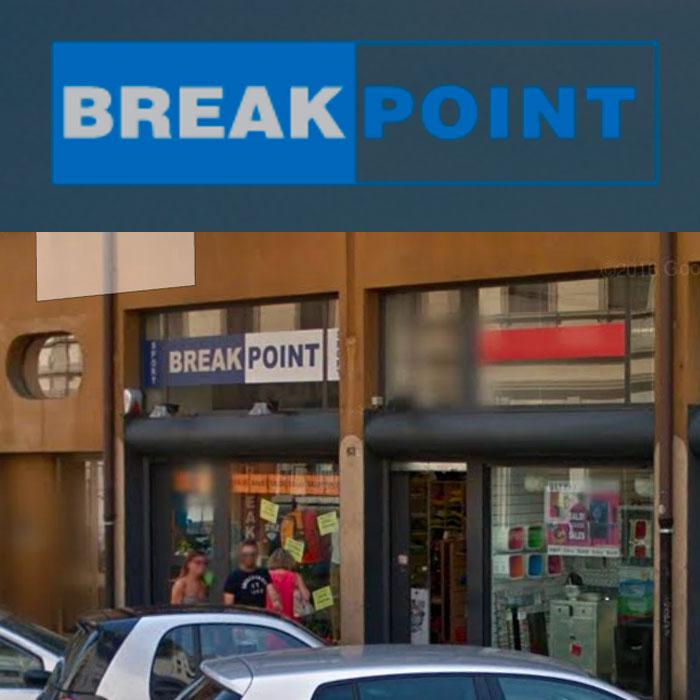 Shopping in Como - Sportswear BreakPoint