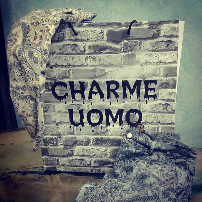 Charme Uomo Menswear in Como