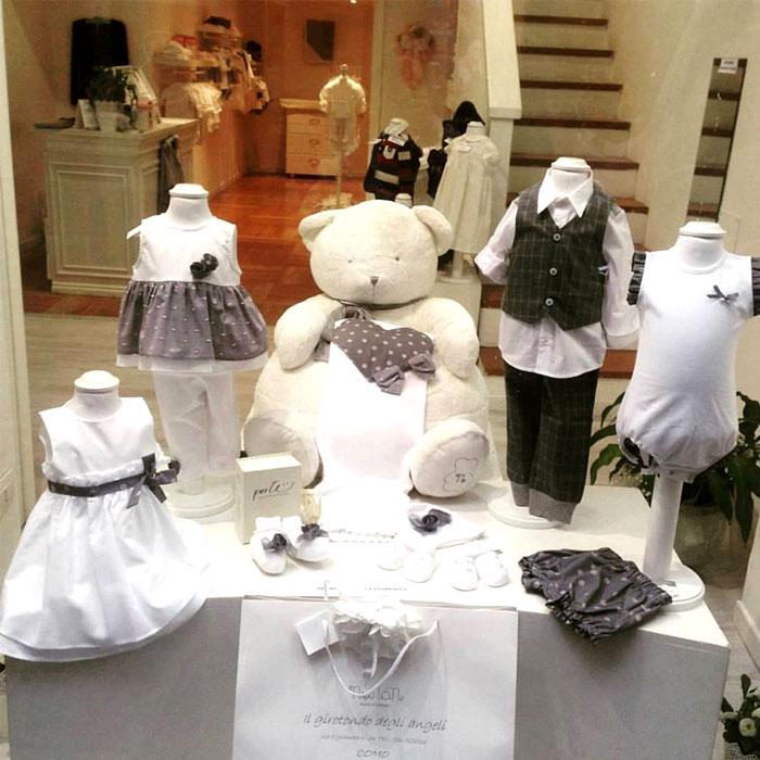 Kidswear in Como - Nanan
