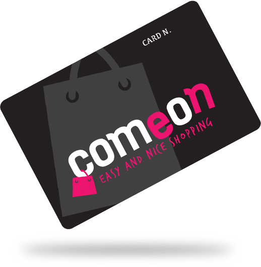 ComeOn Como Shopping Card