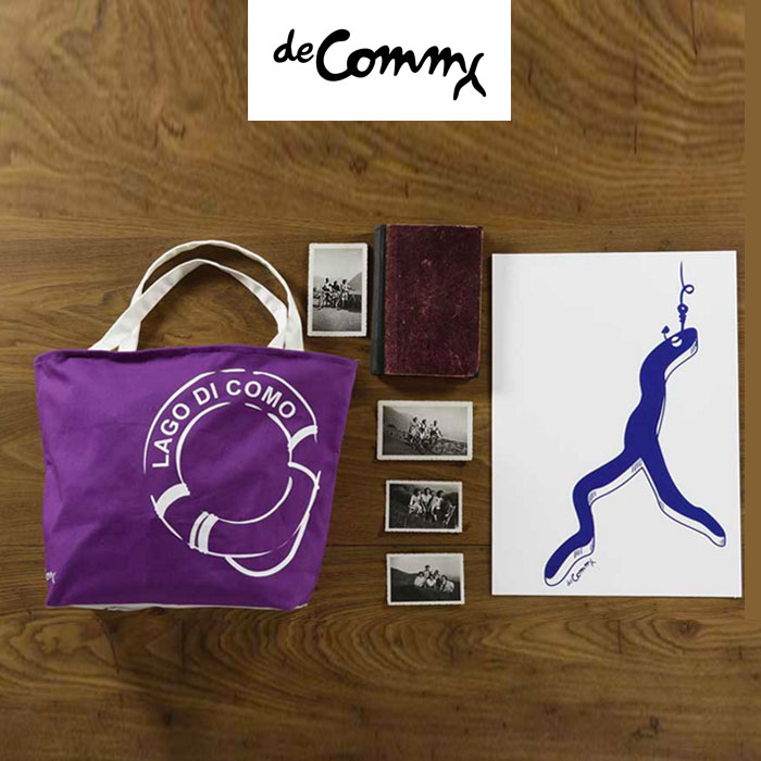 Shopping in Como - DeComm. Como original designs and objects