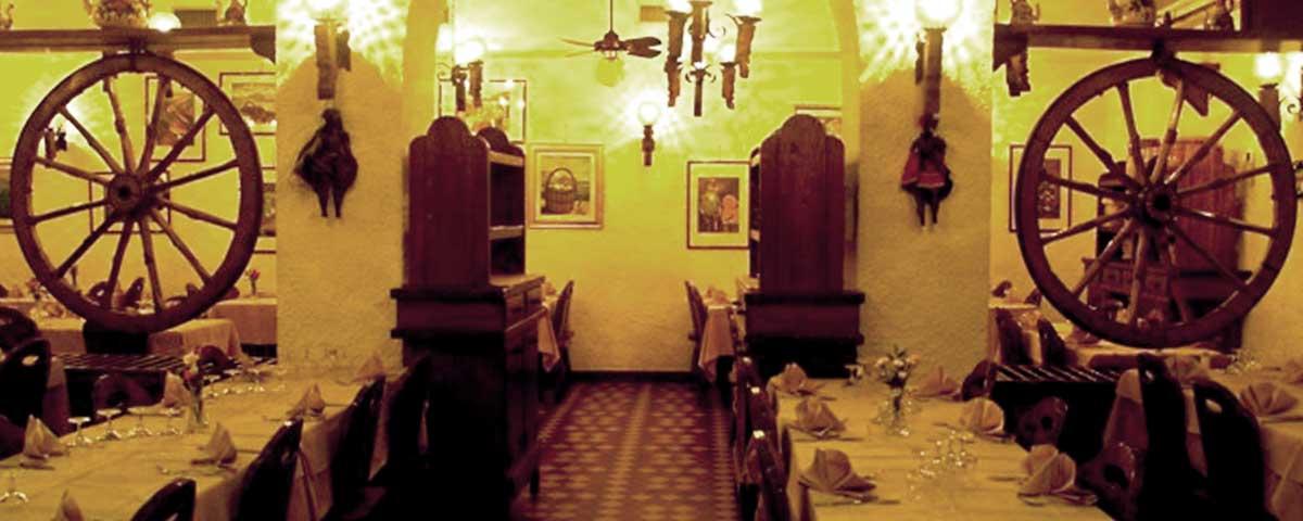 Il Carrettiere Restaurant in Como