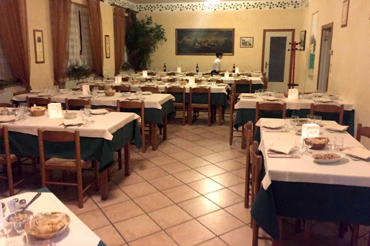 Restaurant alpe del vicerè in Como, Erba