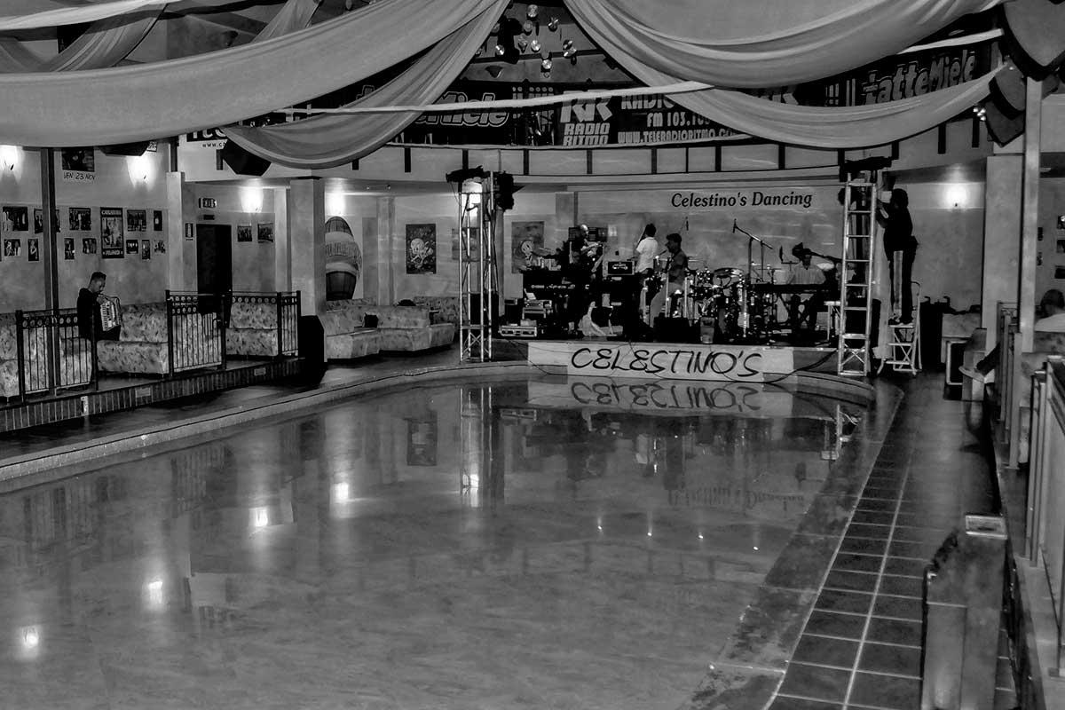 Restaurant Celestino's dancing, Drezzo. Como