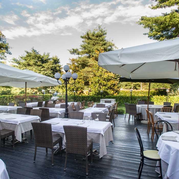 Restaurant Il Candeliere, Guanzate, Como