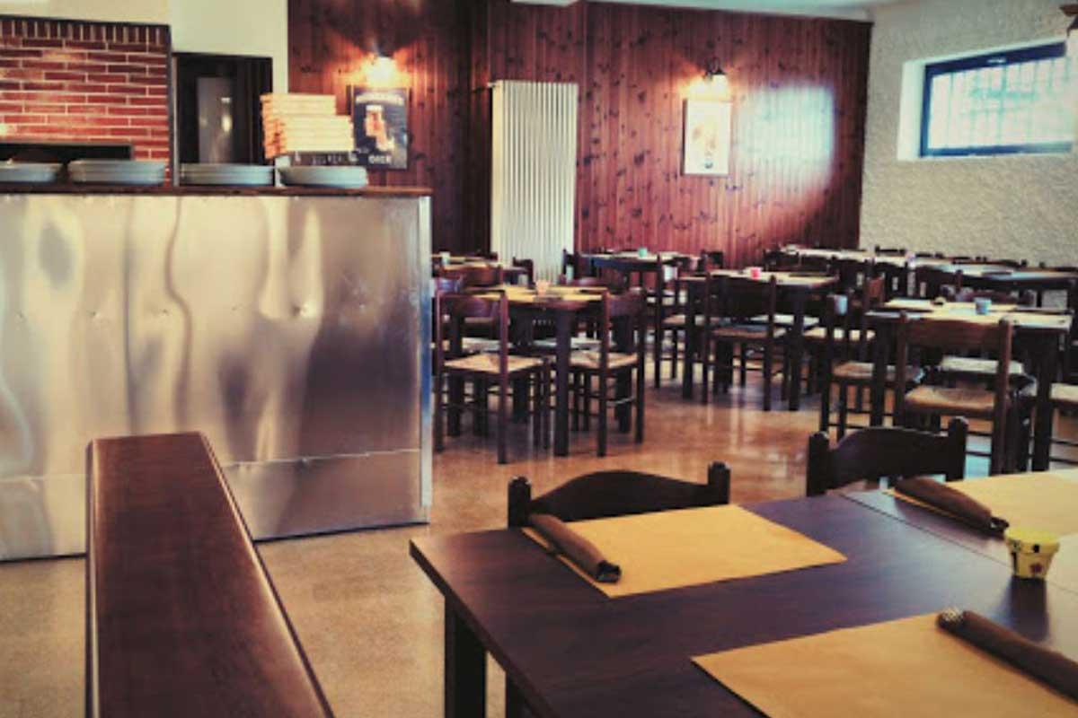 Restaurant Il Faro Brunate