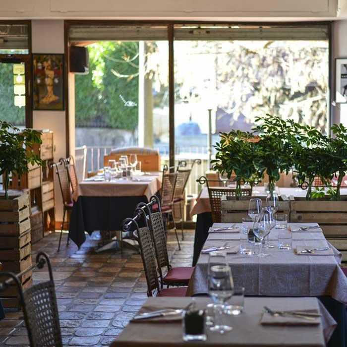 Restaurant Osteria del Borgo Nuovo