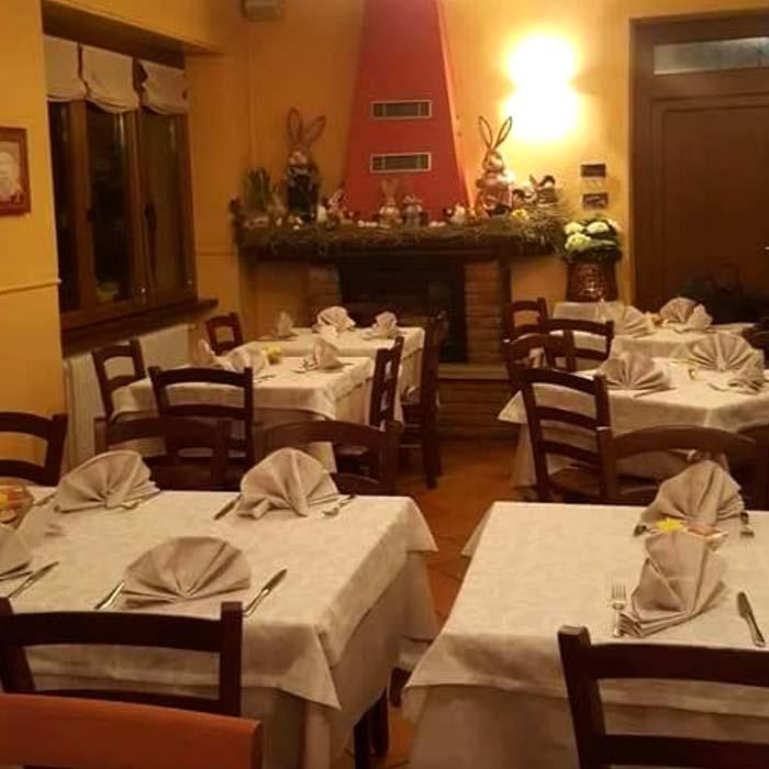 Restaurant Crotto Bottari in Carlazzo, Como