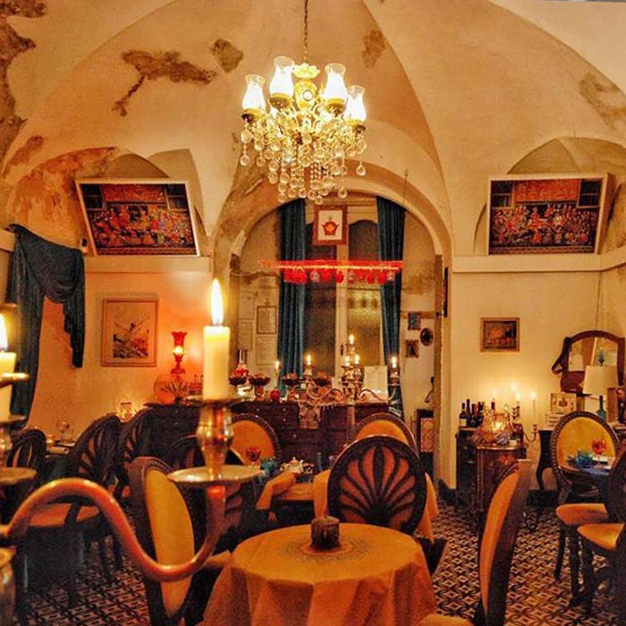 Persian Palace, tea house and persian food in Como